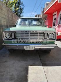 Dodge Ram Wagon 2500 SLT V8 usado (1973) color Blanco precio $150,000