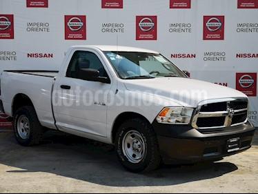 Dodge Ram Wagon 1500 SLT V8 usado (2014) color Blanco precio $255,000