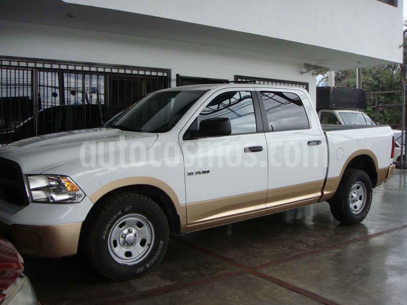 Dodge Ram Wagon 1500 SLT V8 usado (2014) color Blanco precio $350,000