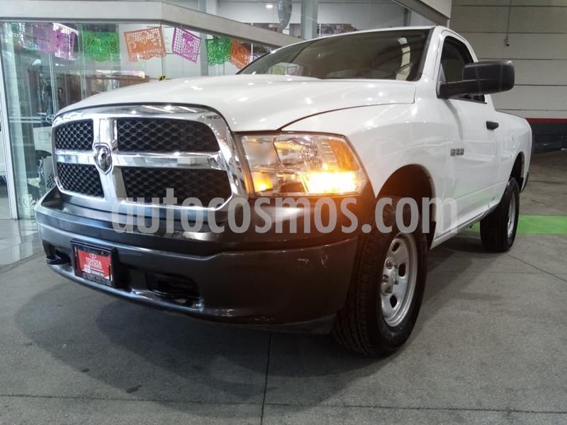 Dodge Ram Wagon 1500 SLT V8 usado (2015) color Blanco precio $249,000