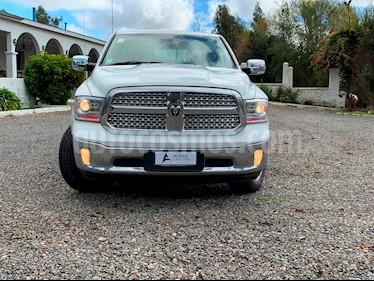 Dodge Ram 1500 5.7L HEMI Crew Cab 4X4 Aut usado (2014) color Blanco precio $14.700.000