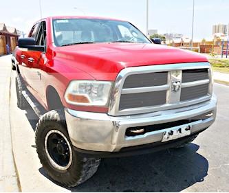 Dodge Ram 2500 6.7L Crew Cab Die 4X4  usado (2011) color Rojo precio $15.000.000