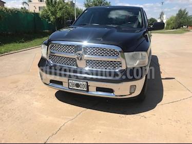 Foto venta Auto Usado Dodge Ram 2500 Laramie 4x4 Cabina Doble (2014) color Negro precio $1.240.000