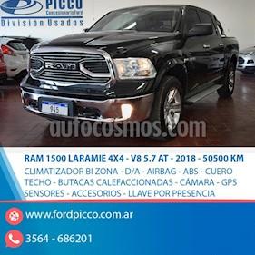 Foto venta Auto usado Dodge Ram 2500 Laramie 4x4 Cabina Doble (2018) color Negro