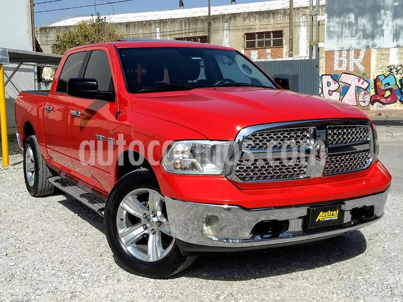 Dodge Ram 2500 Laramie 4x4 Cabina Doble usado (2015) color Rojo precio $2.300.000