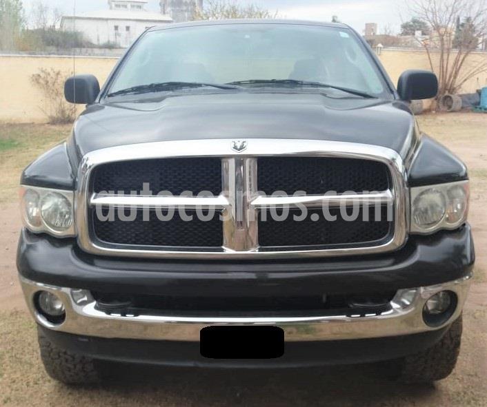Dodge Ram 2500 SLT TD 4x4 Cabina Doble usado (2005) color Negro precio $1.390.000