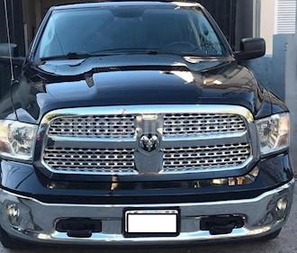 Dodge Ram 2500 Laramie 4x4 Cabina Doble usado (2015) color Negro precio u$s27.500