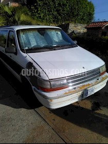 Foto venta carro usado Dodge Spirit Version sin siglas V6 3.0i 12V (1992) color Blanco precio u$s950