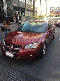 Foto venta Auto usado Dodge Stratus 2.4L SE Aut (2006) color Rojo precio $62,000