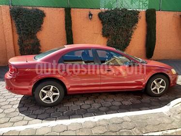 Foto venta Auto usado Dodge Stratus 2.4L SE Aut (2003) color Rojo precio $42,500