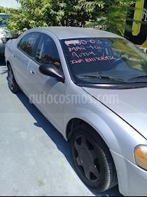 Dodge Stratus 2.4L SE Aut usado (2003) color Gris precio $35,000