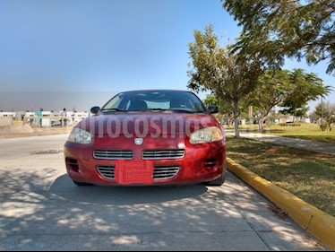 Foto venta Auto usado Dodge Stratus 2.4L SE Aut (2002) color Rojo precio $30,000