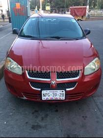 Dodge Stratus 2.4L SXT Aut usado (2005) color Rojo precio $46,000