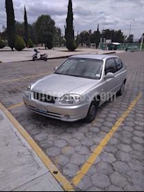 Foto venta Auto usado Dodge Verna 1.5L GL 3P (2004) color Plata precio $41,000