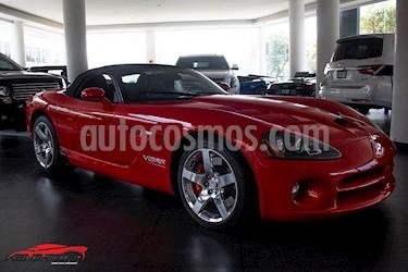 Foto venta Auto usado Dodge Viper SRT-10 Convertible (2008) color Rojo precio $1,190,000