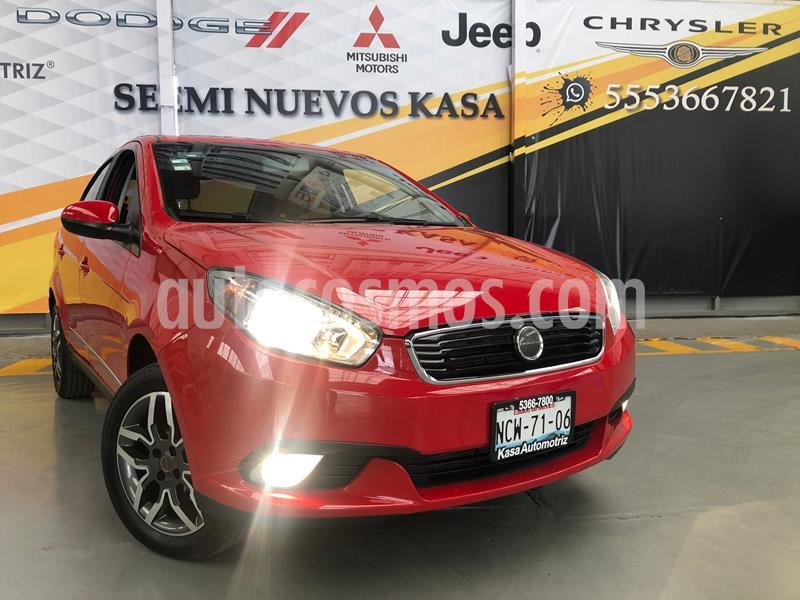 Dodge Vision 1.6L usado (2018) color Rojo precio $185,000