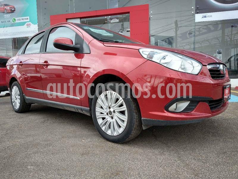 Dodge Vision 1.6L usado (2016) color Rojo precio $139,900