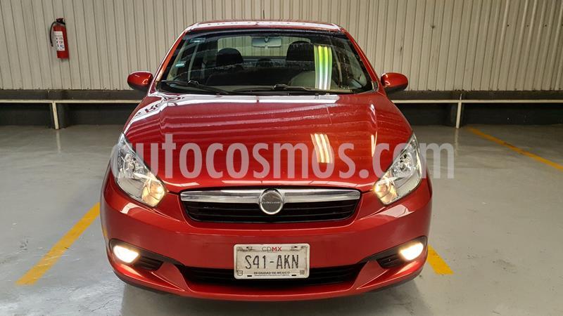 Dodge Vision 1.6L usado (2016) color Rojo precio $129,000
