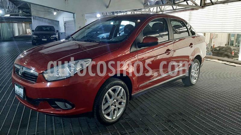 Dodge Vision 1.6L Aut usado (2015) color Vino Tinto precio $125,000