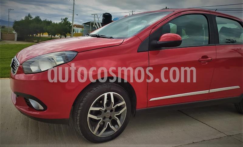 foto Dodge Vision 1.6L Aut usado (2018) color Rojo precio $158,999