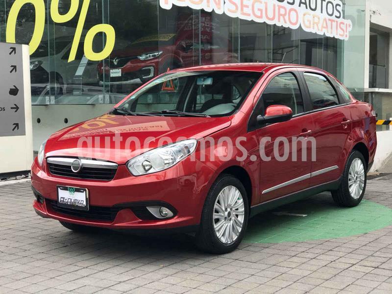 Dodge Vision 1.6L usado (2016) color Rojo precio $125,000