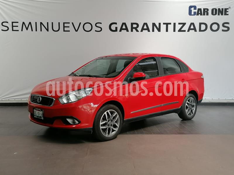 Dodge Vision 1.6L Aut usado (2017) color Rojo precio $130,300