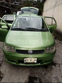 Foto venta Auto usado FAW F5 5P Lujo (2008) color Verde Esmeralda precio $43,000