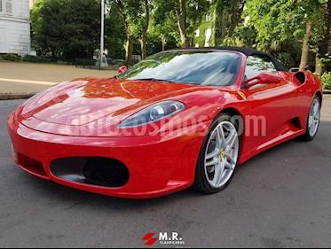 Foto venta Auto usado Ferrari F430 Spider F1 (2005) color Rojo precio u$s420.000