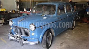 FIAT 1100 Nafta usado (1962) color Azul Celeste precio $280.000