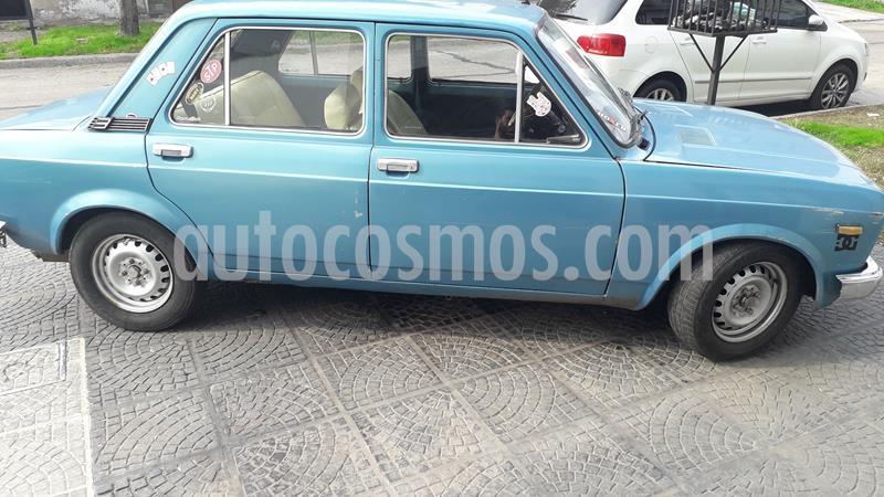 FIAT 128 Super Europa 1.3 usado (1981) color Azul Metalizado precio $96.000