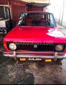 Foto venta Auto usado Fiat 128 IAVA TV 1.1 (1973) color Rojo Vivo precio $45.000