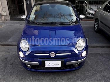 Foto venta Auto usado FIAT 500 - (2012) color Azul precio $380.000