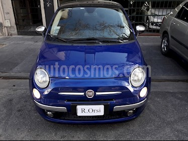FIAT 500 - usado (2012) color Azul precio $430.000