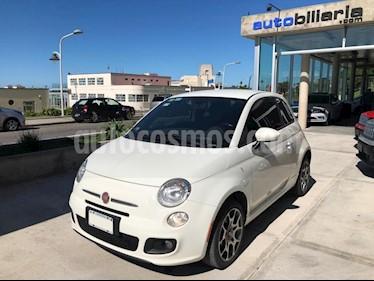 Foto venta Auto usado Fiat 500 1.4 (2012) color Blanco precio $340.000