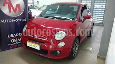 Foto venta Auto usado Fiat 500 1.4 (2015) color Rojo precio $375.000