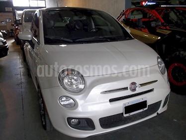 Foto venta Auto usado Fiat 500 1.4 (2012) color Blanco precio $345.000