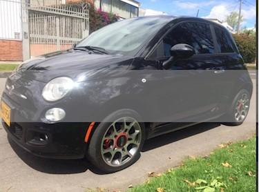Foto venta Carro usado Fiat 500 1.4L Sport (2013) color Negro precio $28.900.000