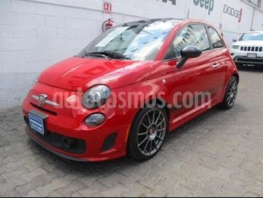 Foto venta Auto usado Fiat 500 Abarth Aut (2017) color Rojo precio $330,000
