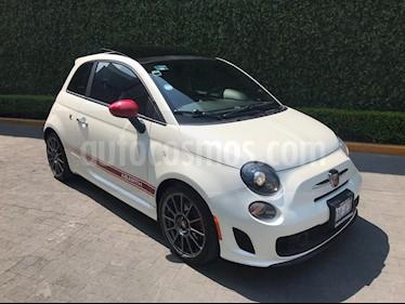 Foto venta Auto usado Fiat 500 Abarth Aut (2016) color Blanco precio $279,000