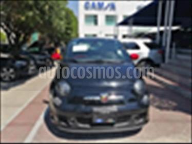 Fiat 500 Abarth Aut usado (2016) color Negro precio $272,900