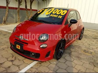 Foto venta Auto usado Fiat 500 Abarth Aut (2016) color Rojo precio $250,000