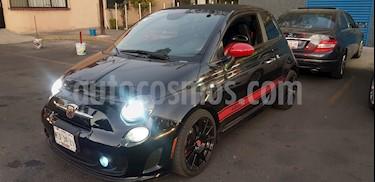 Fiat 500 Abarth Convertible usado (2014) color Negro precio $255,000