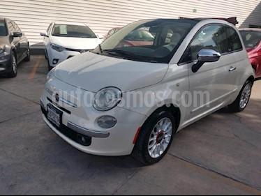 Foto venta Auto usado Fiat 500 Abarth Convertible (2014) color Blanco precio $185,000