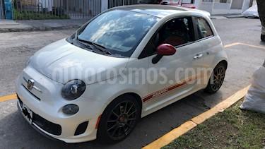 Foto Fiat 500 Abarth usado (2016) color Blanco precio $265,000
