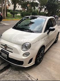 Foto venta Auto usado Fiat 500 Abarth (2013) color Blanco precio $195,000