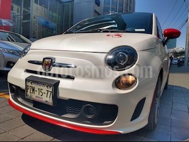 Fiat 500 Abarth usado (2017) color Blanco precio $326,900