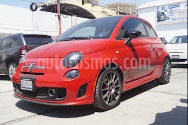 Foto venta Auto usado Fiat 500 Abarth (2017) color Rojo precio $300,000