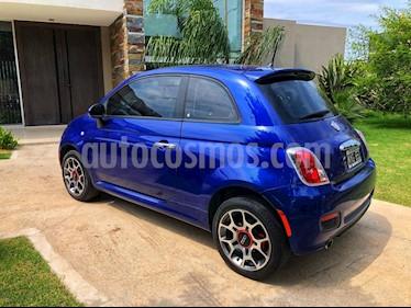 FIAT 500 Sport usado (2012) color Azul Aurora precio $560.000