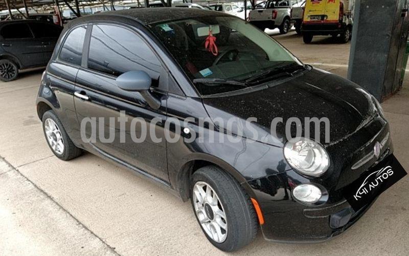 FIAT 500 Cult Fire usado (2012) color Negro precio u$s5.515