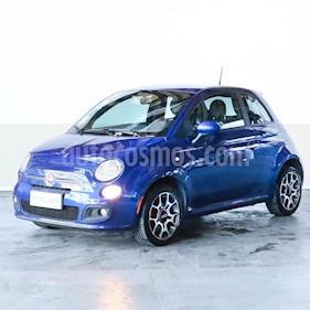 FIAT 500 Sport usado (2012) color Azul precio $560.000